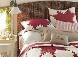 themed bedding for a cozy bedroom