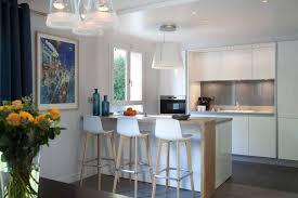 cuisine et salle à manger cuisine ouverte sur salle à manger 2017 et cuisine ouverte sur salon
