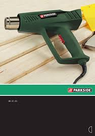parkside heat gun phlg 2000 2 user guide manualsonline com