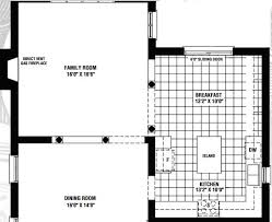 Luxury Kitchen Floor Plans Peninsula Kitchen Layout Home Design Ideas