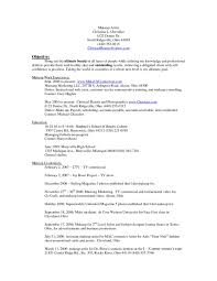 Best Example Of Resume by Examples Of Writing A Resume Military Resume Template Army