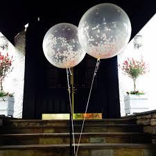 36 inch balloons 36 inch custom confetti balloons bridalshower yelp