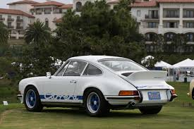 Porsche 911 1st Generation - 3dtuning of porsche 911 carrera rs coupe 1973 3dtuning com