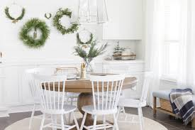 decorating ideas for dining room all is calm in the dining room holiday decorating ideas iris nacole