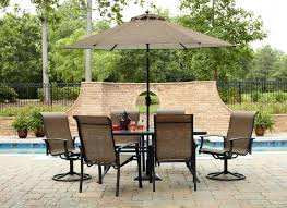 Wholesale Patio Furniture Sets Outdoor Cheap Patio Dining Set With Umbrella Garden Table Cheap