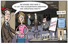 Funny Christmas Party - new funny christmas e greetings ecard mint blog