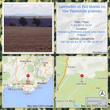Provence France Map by Valensole Lavender Plateau Provence Holiday Rental Accommodation