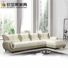 canap turc turc canapé meubles noir et blanc moderne en forme de l coin