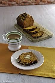 Pumpkin Spice Bread Machine Starbucks Pumpkin Bread Copycat Recipe And Video