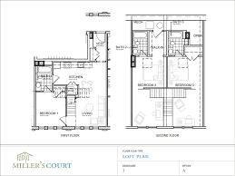 two bedroom two bath floor plans floor plans