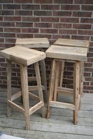 bar stool reclaimed bar stools homemade bar fur stool bar stool