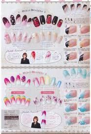 magazine scan japanese nail up may by hiiyooitscat japanese