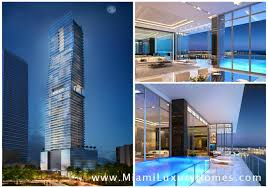 Skyline Brickell Floor Plans Echo Brickell Condo Tower Breaks Ground Miami Luxury Homes Blog