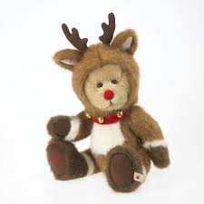 rudolph the red nosed reindeer collectible boyds bear christmas