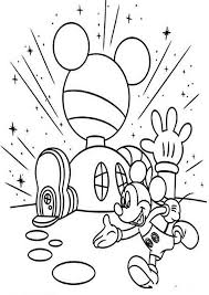 99 coloring pages images mickey mouse