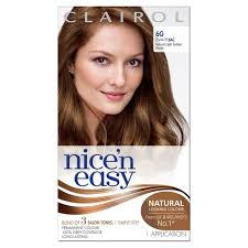 light golden brown hair color morrisons nice n easy permanent colour 6g natural light golden