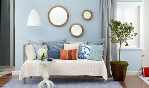 how to decorate a small space with a daybed at womansday com