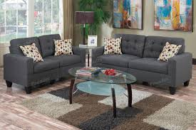 Sofas And Loveseats by Grey Fabric Sofa And Loveseat Set Steal A Sofa Furniture Outlet