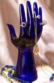 art glass hand ring holder images 197 best quot blue quot things images blue things blue and jpg