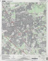 Louisiana Road Map Louisiana Topographic Maps Perry Castañeda Map Collection Ut
