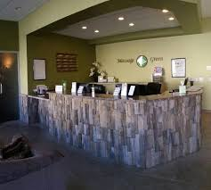 Spa Reception Desk Reception Desk Picture Of Green Spa Carlsbad Tripadvisor