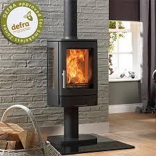 Pedestal Wood Burning Stoves Acr Neo 3p Pedestal Se Multi Fuel Wood Burning Stove 5kw