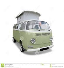 volkswagen van cartoon vw camper van stock photo image 90542089