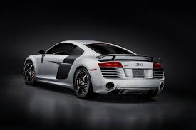 Audi R8 Top Speed - new r8 competition is audi u0027s fastest production car
