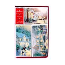 hallmark kinkade assortment boxed cards cards 40