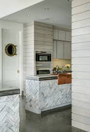 Mirror Backsplash In Kitchen by Try The Trend Solid Glass Backsplashes Porch Advice