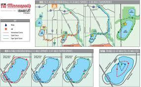 Minneapolis Neighborhood Map Life Time Tri Minneapolis Race Course Details