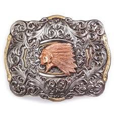 mens belt buckles cowboy accessories pfi western