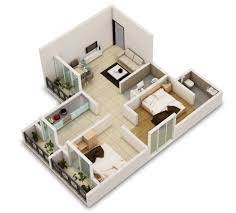 Floor Plan Of Two Bedroom House by 25 Two Bedroom House Apartment Floor Plans