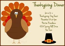 thanksgiving invitation clipart clipartxtras
