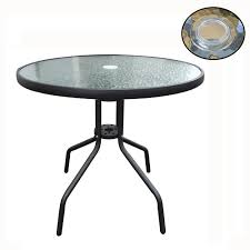Glass Patio Furniture by Round Table Round Table Suppliers And Manufacturers At Alibaba Com