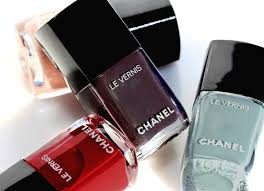 chanel nail polish ommorphia beauty bar