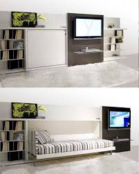 exquisite small rooms architecture design plus space saving beds