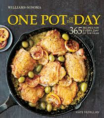 williams sonoma recipes thanksgiving one pot of the day 365 recipes for every day of the year cookbook