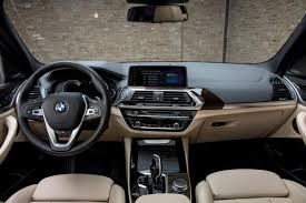 luxury cars inside 2018 bmw x3 our review cars com