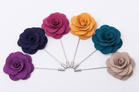 flower of the month club pocket square and lapel flower of the month club the knot