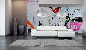 engrossing wall mural ideas and designer wall mural with interior