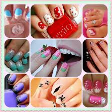 beautiful nail art designs at home images pictures awesome house