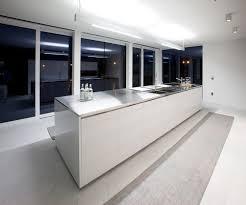 Kitchen Island Lighting Design Contemporary Style Kitchen With White Long Kitchen Island Single