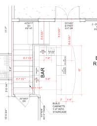 a 03 a 03 basement plan 2d u2013 addendum 1 u2013 bar layout 1