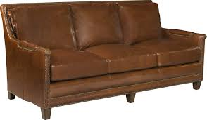 Omnia Leather Furniture Palatial Furniture Prescott Leather Sofa U0026 Reviews Wayfair