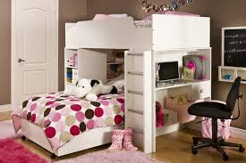 bedroom bunk bed with desk for teens linoleum decor lamp bases