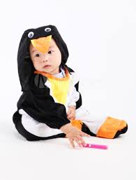 Penguin Costume Halloween Black White Penguin Baby Halloween Costumes Halloween Milanoo