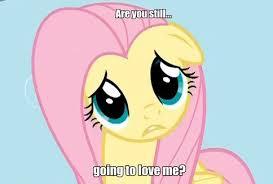 Mlp Fluttershy Meme - image 130077 my little pony friendship is magic know your meme