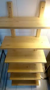 Bookshelves For Sale Ikea by Ikea Blonde Solid Wood Shelf For Sale In Burbank Ca 5miles Buy