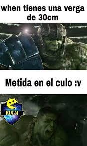 Memes De Hulk - memes rikolinos xdxdxd home facebook